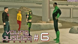 Young Justice Legacy [PC] walkthrough part 6