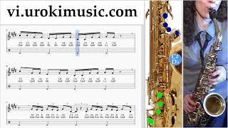 Tự Học Saxophone (Alto) BLACKPINK - '뚜두뚜두 (DDU-DU DDU-DU)' Hướng Dẫn  Bài Hát um-ih687