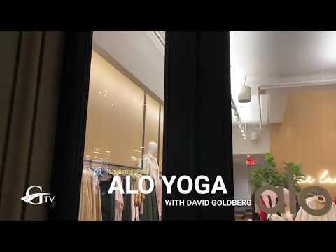 The Future of Retail - Alo Yoga??