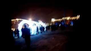 Новый год в Санкт-Петербурге 2012-2013