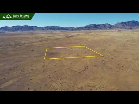 Spacious and Serene 20-acre Parcel Surrounded by Mountains in San Antonio, New Mexico