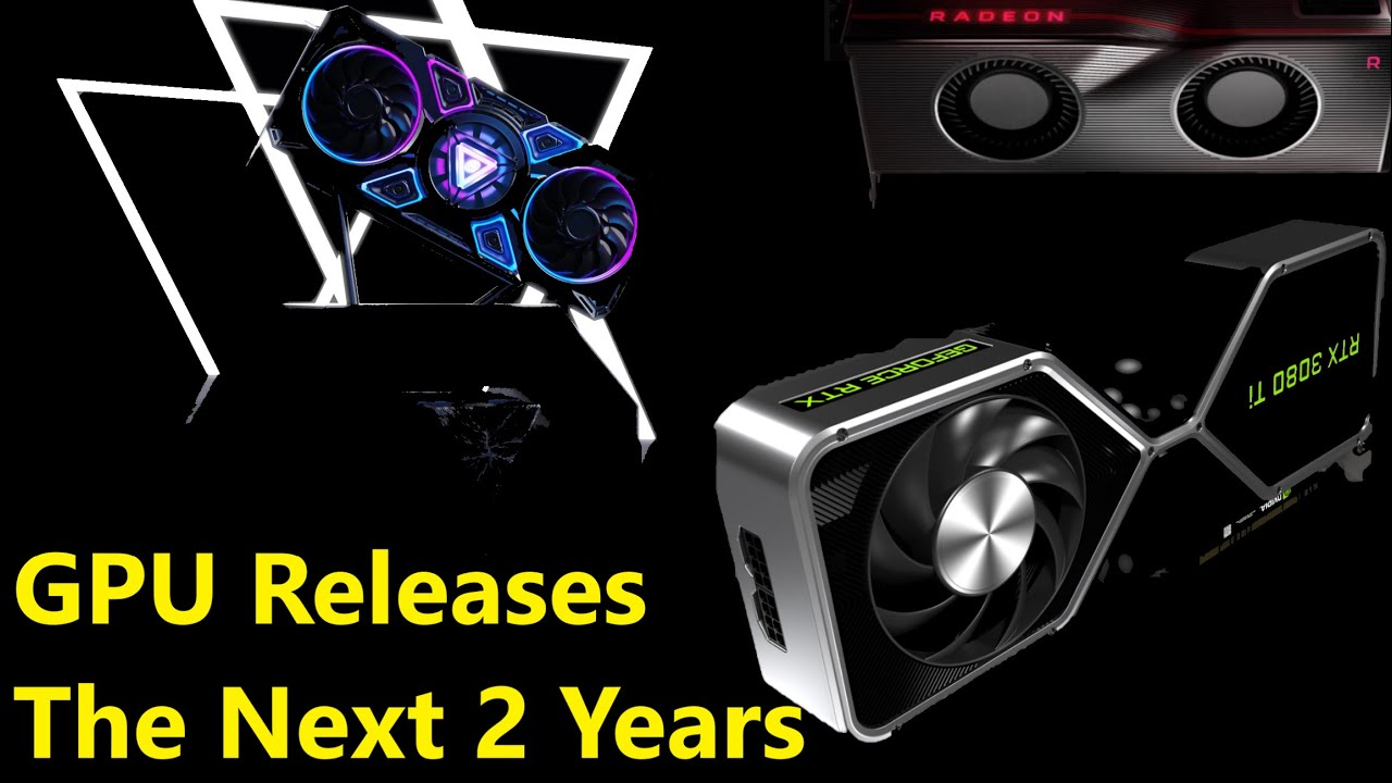The Next 2 Years of Graphics: Navi 2X, RDNA 3, Ampere, Hopper, Intel Xe