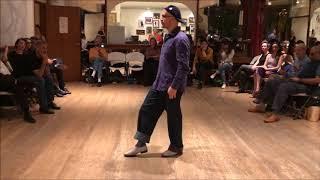 Tango Lesson: Continuous Forward Sacada Steps