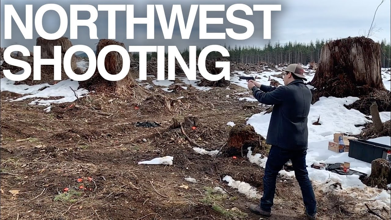 Taking the 2019 Ranger Shooting in the Northwest Backcountry