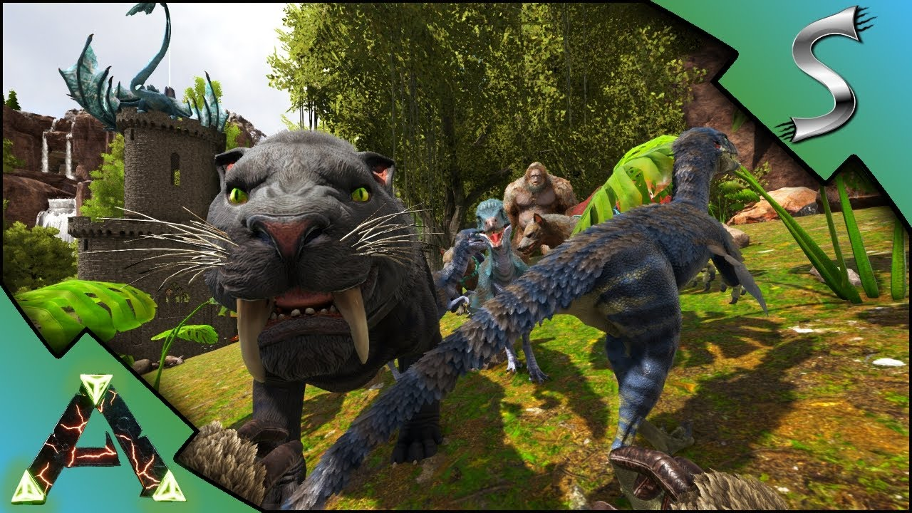 Journey across the map moving the warpack to the new base ark journey across the map moving the warpack to the new base ark ragnarok dlc gameplay e26 malvernweather Gallery