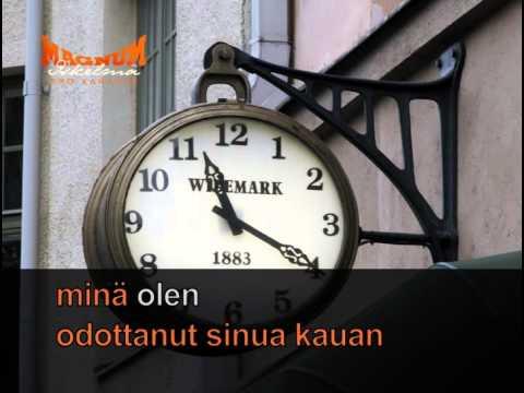 Magnum Karaoke 1706-Minä olen, sinä olet