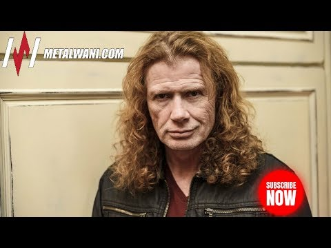 MEGADETH's Dave Mustaine on Upcoming Album, MEGACRUISE, Nick Menza's Death & Tour (2019)
