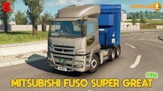 "[""Euro truck SImulator 2"", ""Ets2.lt"", ""Ets2"", ""SiMoN3"", ""subscrie"", ""like"", ""1.31x"", ""mod"", ""mod ets2"", ""modding"", ""truck"", ""truck ets2"", ""truck mod"", ""trucking"", ""truck spotting"", ""Mitsubishi"", ""Mitsubishi truck"", ""Misubishi Fuso Super Great"", ""Mitsubish"