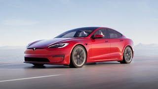 Model S Plaid — самая быстрая Tesla от Илона Маска