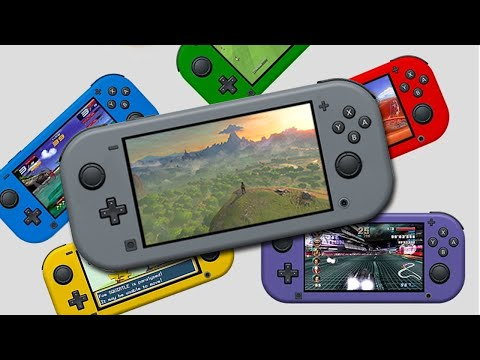 """A New Nintendo Switch Already?! Data-Miners Uncover Codename """"Mariko"""" In Production"""