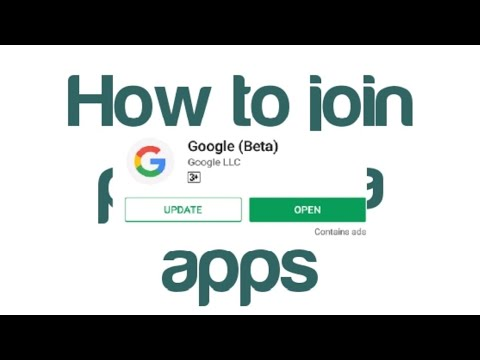 How Easy To Become A Beta Tester For Google Play Store