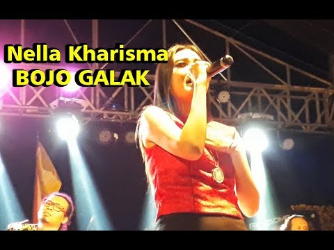 BOJO GALAK - NELLA KHARISMA LIVE SUNCITY Madiun
