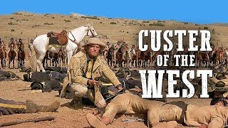 Custer Of The West | FULL WESTERN MOVIE | English | HD | Free Movie