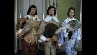 """Песня из фильма """"Д'Артаньян и три мушкетера""""-Песня мушкетеров"""
