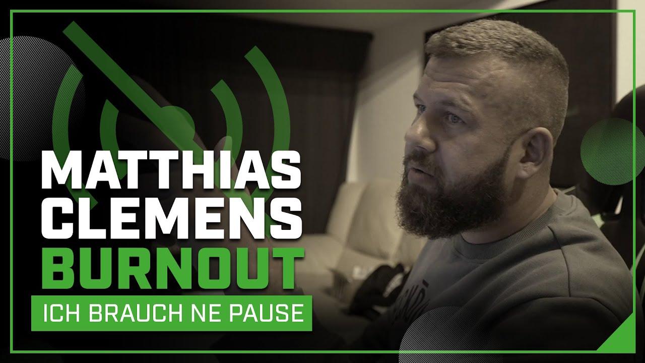 Burnout: Ich brauch ne Pause | Matthias Clemens