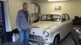 Trojan Cars Classic Austin Cambridge A55 1958 one owner!! Mileage just 44000! Exceptional!