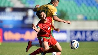 Download Video Australia v Indonesia: AFC U19 Championship 2014 (Group Stage) MP3 3GP MP4
