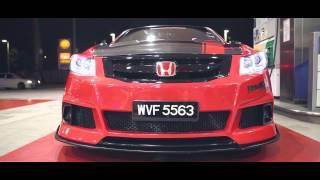 Honda Accord Rowen RS Design Style