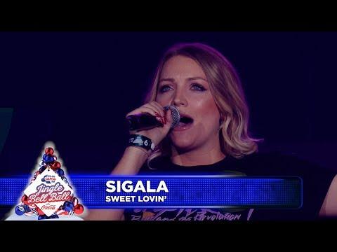 Sigala - 'Sweet Lovin' (Live At Capital's Jingle Bell Ball 2018)