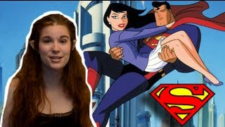 Superman the Animated Series REVIEW (Pixies Animation Vlog!)