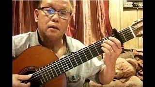 Lệ Úa (Huy Phương) - Guitar Cover by Hoàng Bảo Tuấn