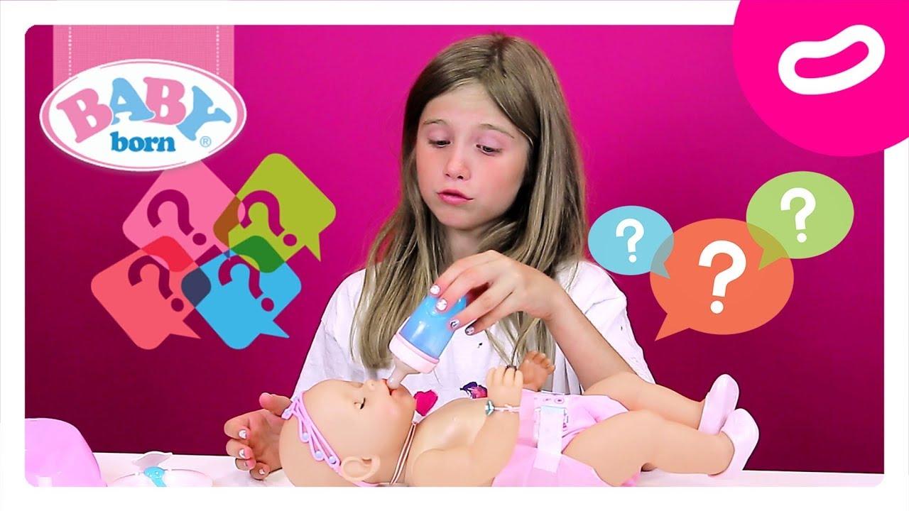 """В новом фильме девушки """"Соль"""" вы играете с Baby Born Princess. У нее красивое"""
