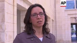 Israeli groups seek to overturn settlement law