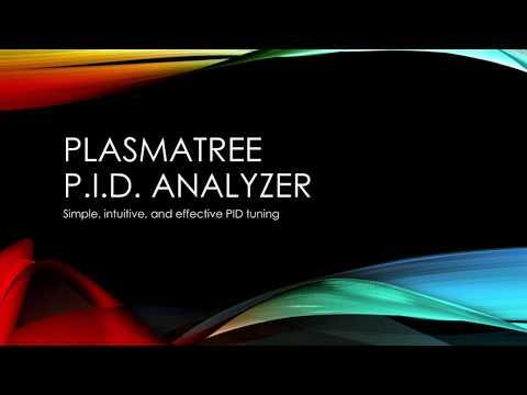Plasmatree PID-Analyzer (How To)