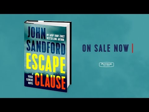 Have You Met Virgil Flowers? | ESCAPE CLAUSE by John Sandford