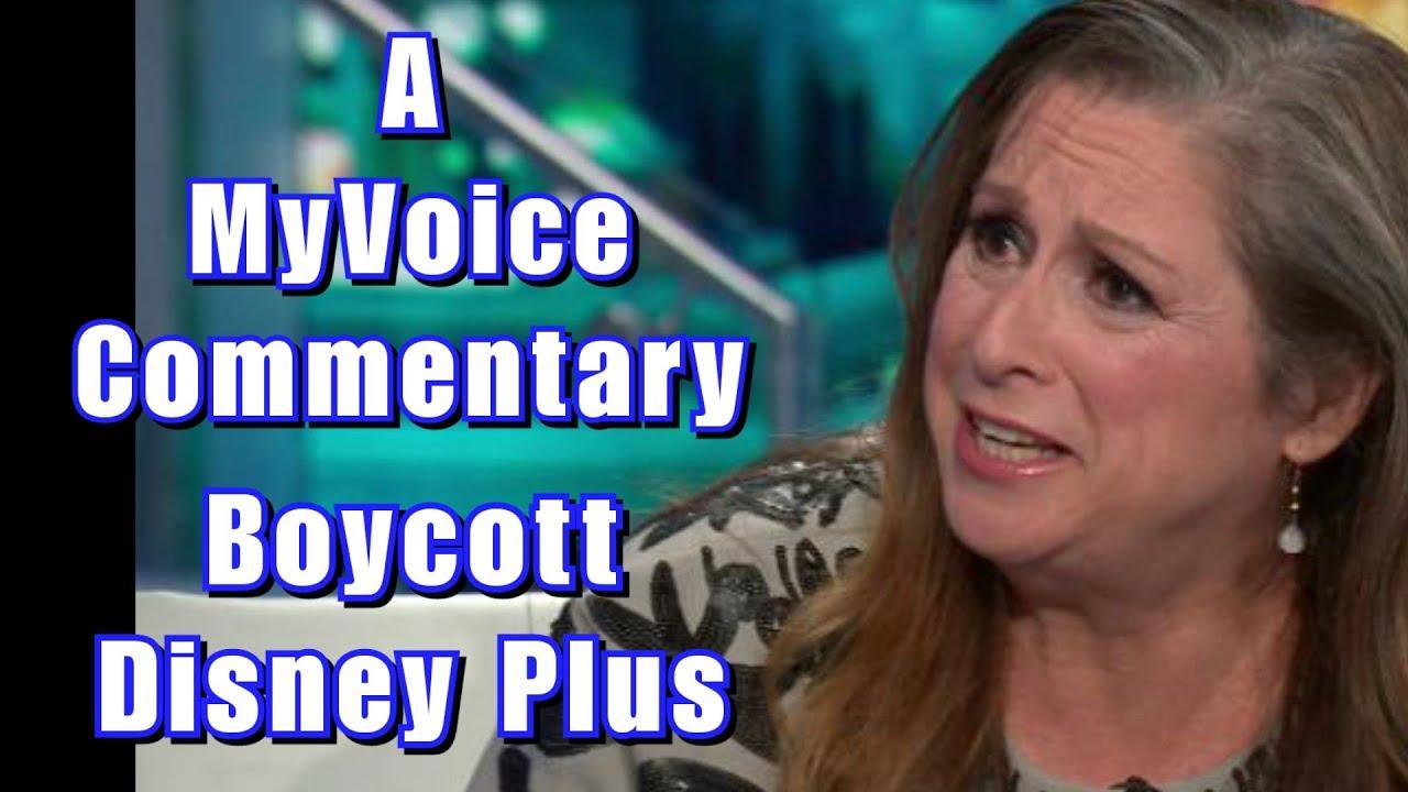 Boycott Disney Plus