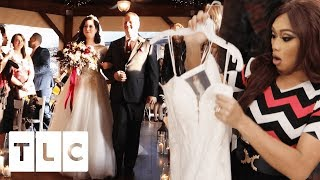 The Queens Help Emily Bring Out Her Inner Diva!   Drag Me Down The Aisle