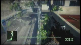 Battlefield Bad Company 2: Barrier Break Glitch W/Tutorial