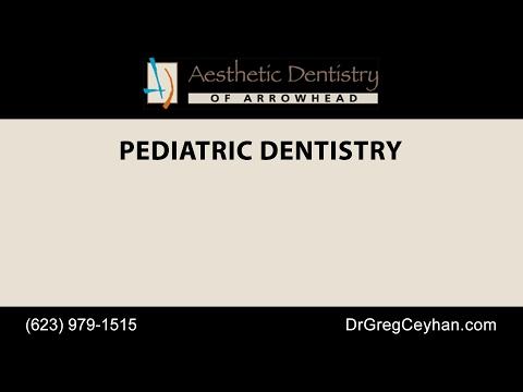 Glendale Pediatric Dentistry | Aesthetic Dentistry of Arrowhead