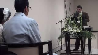 Un matrimonio honorable a la vista de Dios (parcial)