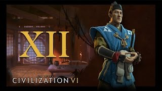 Прохождение Civilization 6 #12 - План 'Барбаросса' [Япония - Император]