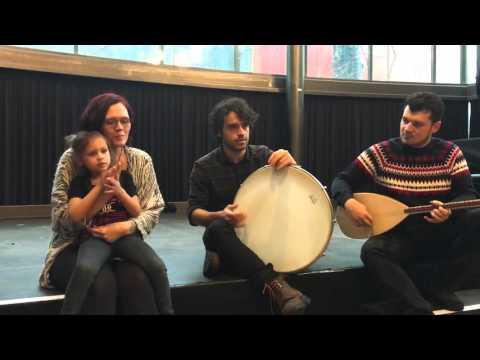 Evlerinin Önü Mersin - Alisha Ensemble