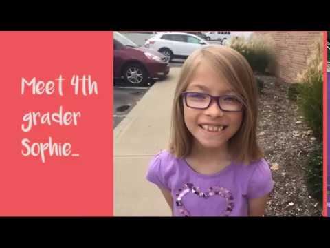 Bama, Rob & Heather - C'mon Get Happy: 4th Grader Invents Baby-Forget-Me-Not! SO COOL!!