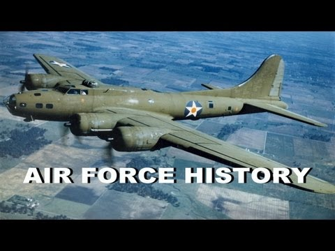 Air Force USAF History Film - 60 Years of Aviation - 1907 to 1967 - USAAF