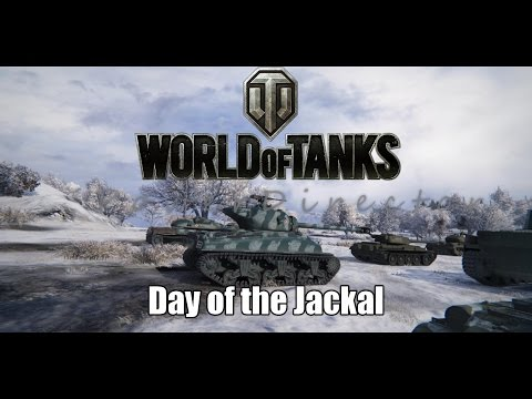 World of Tanks – Day of the Jackal