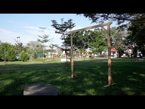 How To Build A Wooden Arch