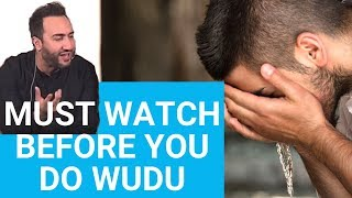 Wudu - You Might Have Never Thought This Way About It - Sayed Ammar Nakshawani & Imam Khomeini