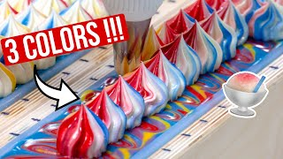 Snow Cone Soap Making - Soap Art - Soap Piping - Cold Process Soap  | Royalty Soaps