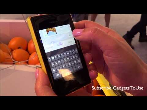 WhatsApp Working Demo on Nokia Asha 503 and Supported for Asha 500, 502 and 501