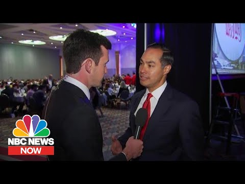 2020 Hopefuls On President Donald Trump's Immigration Policies | NBC News Now
