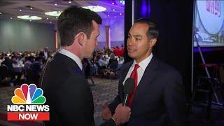2020 Hopefuls On President Donald Trump's Immigration Policies   NBC News Now