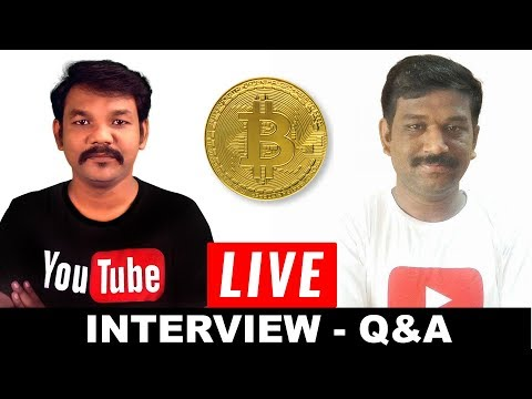 Special Live Online Tamil with Tamil News Live | Bitcoin Q&A