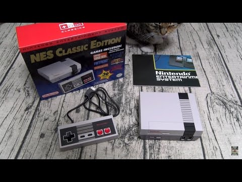 Nintendo Entertainment System - NES Classic Edition - MY FAVORITE VIDEO