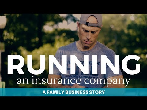 Running An Insurance Company: A Family Business Story