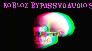 Roblox bypassed audio's 2017