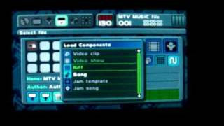 MTV Music Generator On PSP Gameplay -My Tune!